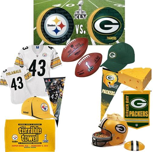 Super Bowl XLV Dressing