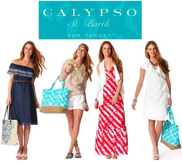 Calypso St. Barth for Target