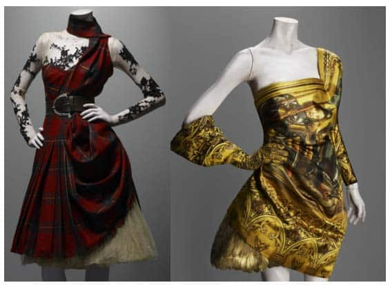 Alexander McQueen's Savage Beauty