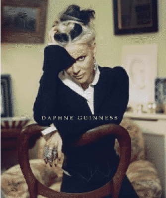 Daphne Guinness at The Museum at FIT