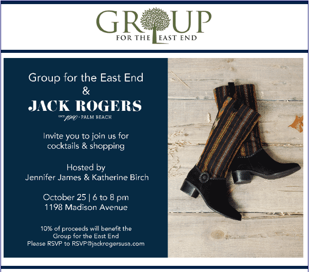 Jack Rogers and Group for the East End