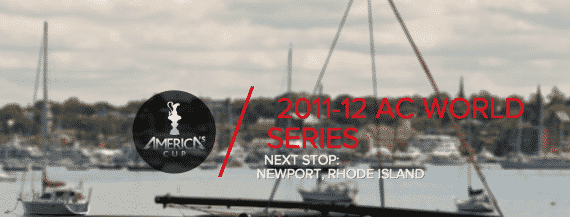 The America's Cup in Newport