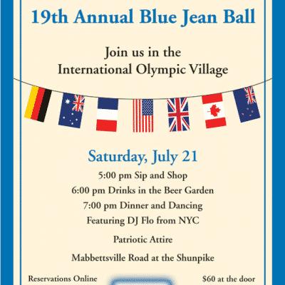 Fitch's Corner 19th Annual Blue Jean Ball