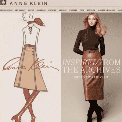 Anne Klein New Arrivals
