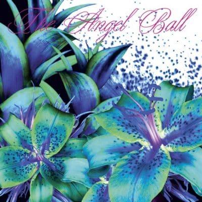 Angel Ball Invitation