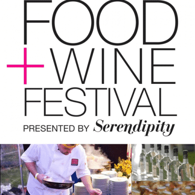 Greenwich 2012 Food and Wine Festival