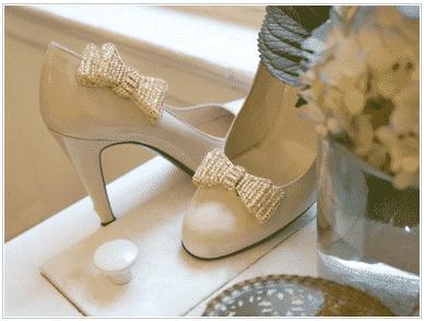 Jacob Lily Shoe Clips