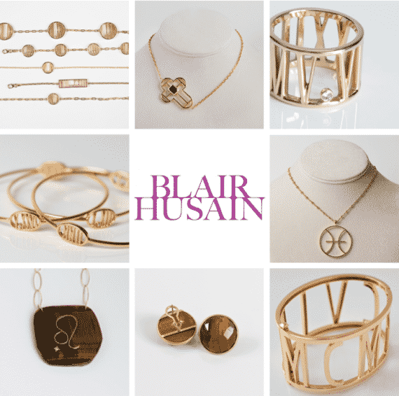 Blair Husain Jewelry
