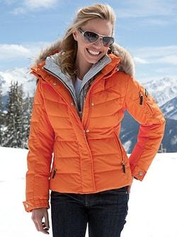 Gorsuch Orange Jacket