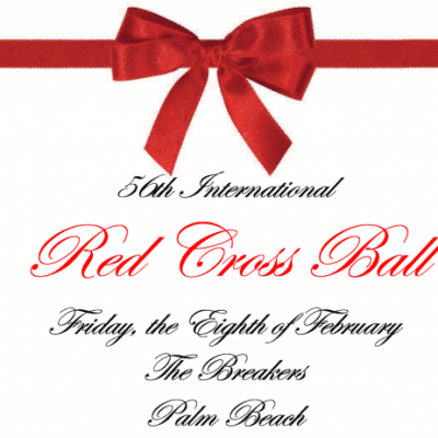 56th International Red Cross Ball