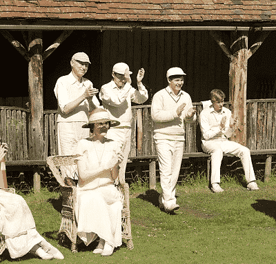 downton abbey what to wear cricket match