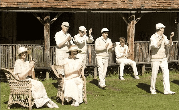 Downton Abbey Cricket Anyone?