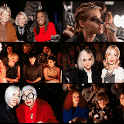 Mercedes-Benz Fashion Week Fall 2013 Collections