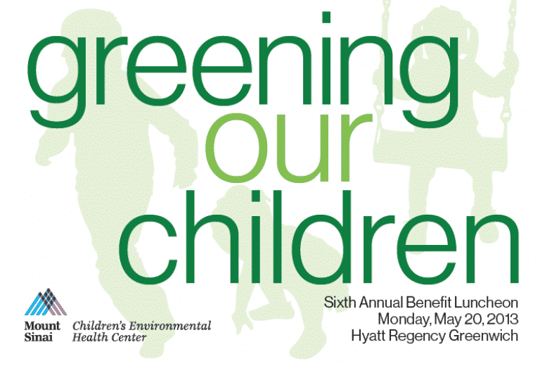 Mt. Sinai Greening Our Children