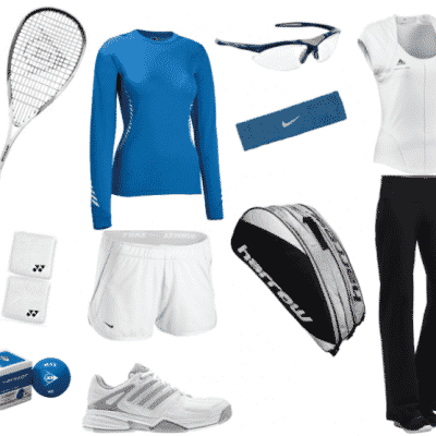 What to Wear squash