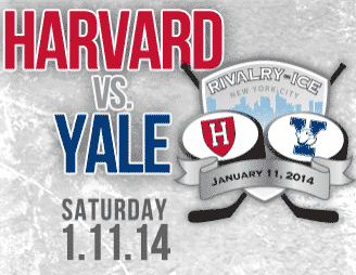 Rivalry On Ice - Harvard Vs Yale