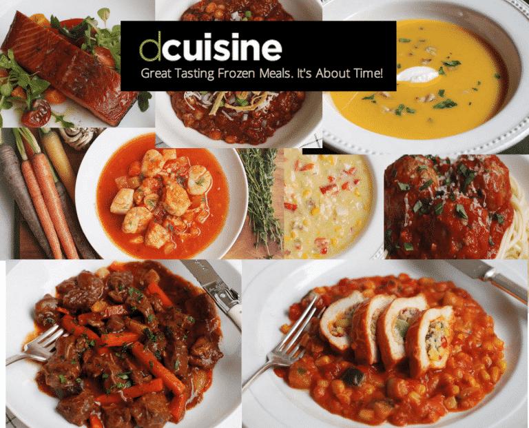 Food in Fashion dcuisine