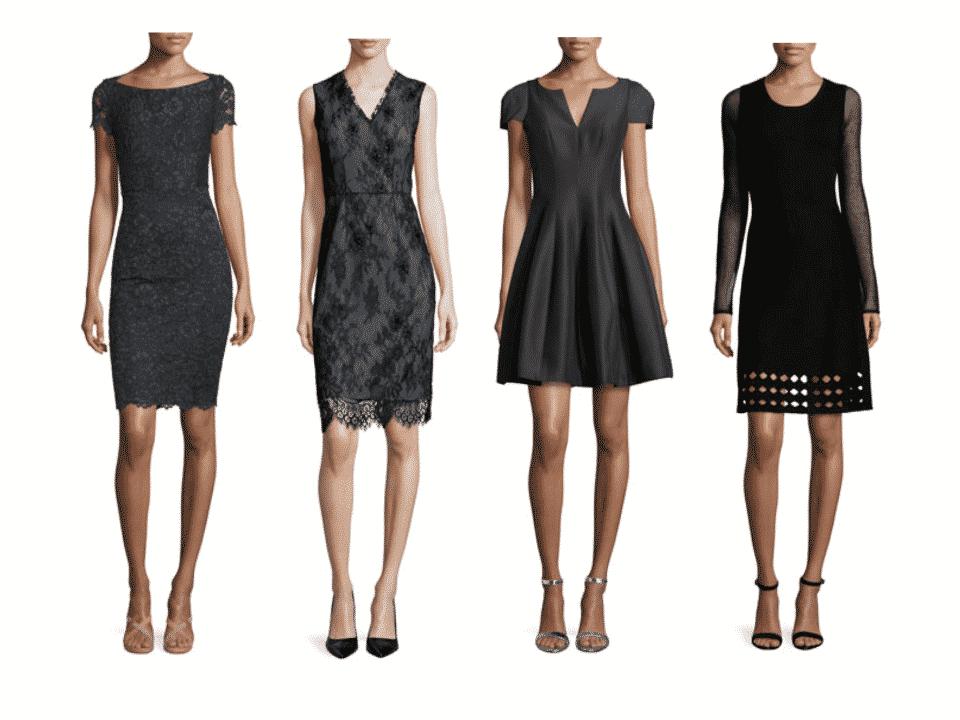 Little Black Party Dresses