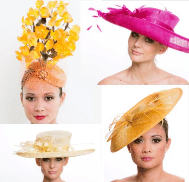 Fancy Hats & Facinators
