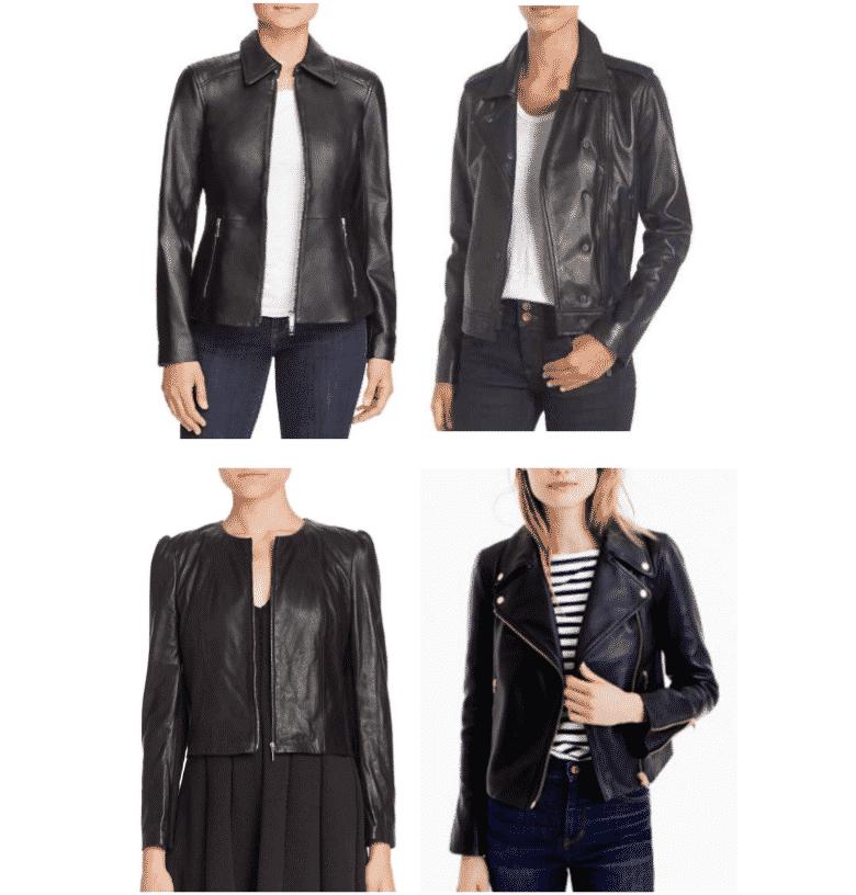 BUY NOW: Light Leather Jacket