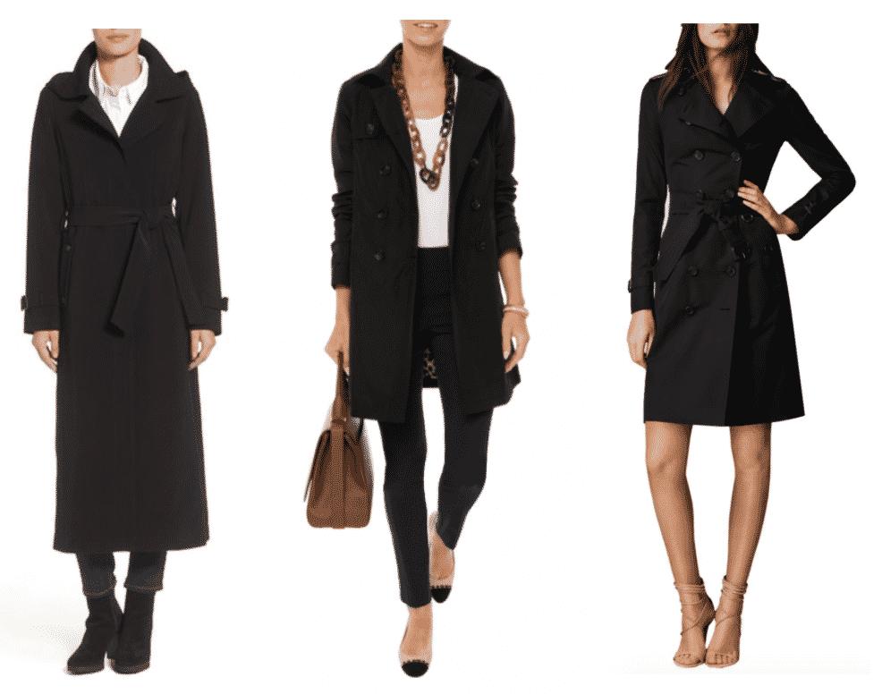 Buy Now:  Trench Coats