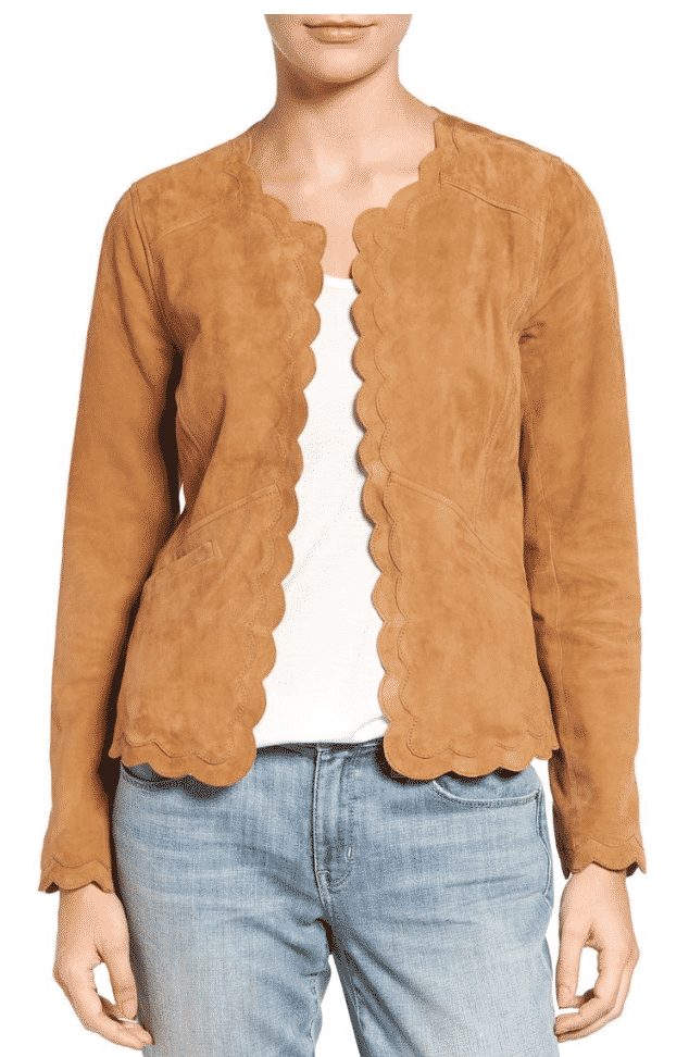 BUY NOW: Suede & Leather for Spring