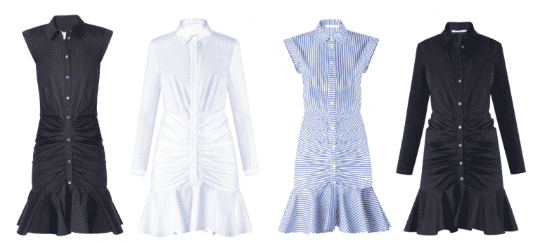 BUY NOW:  Summer Shirt Dresses