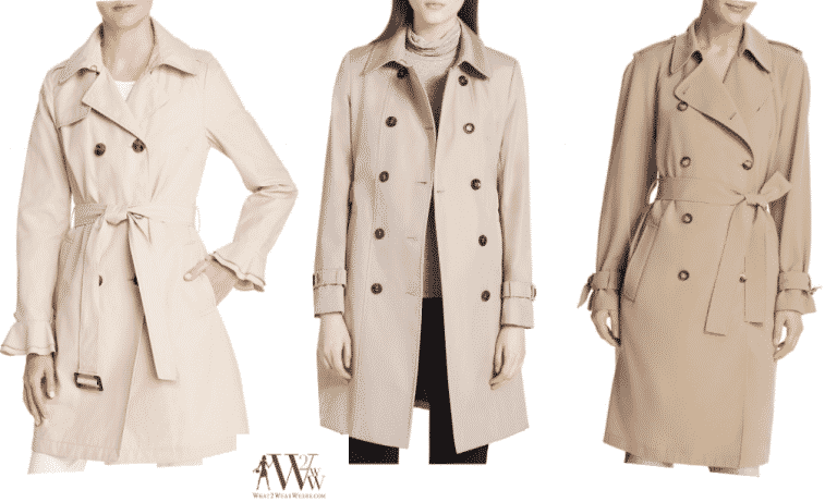 Buy Now: Trench Coats