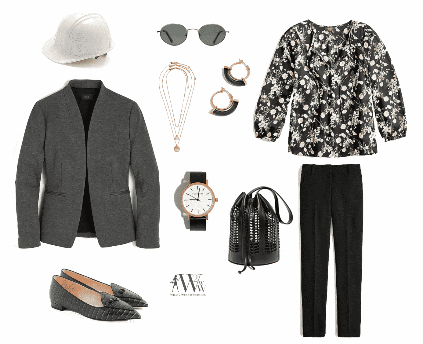 What to Wear Hudson Yards