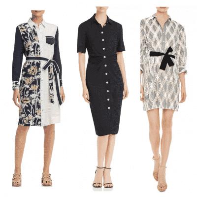 what to wear new york city restaurant week, shirt dresses