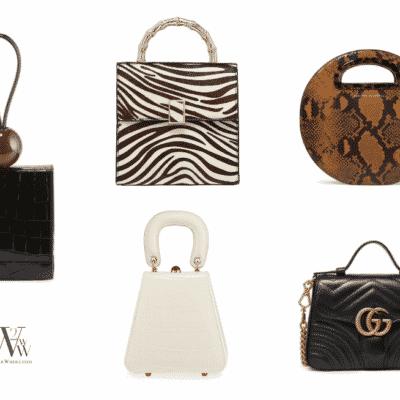 Fall Trend 2019 Mini Bags