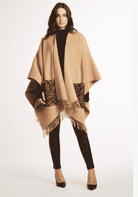 Fall Trends by Karen Klopp must haves capes & wraps