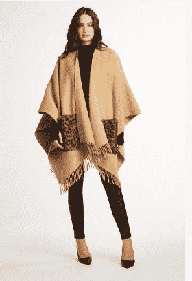 Fall Trends Capes & Wraps