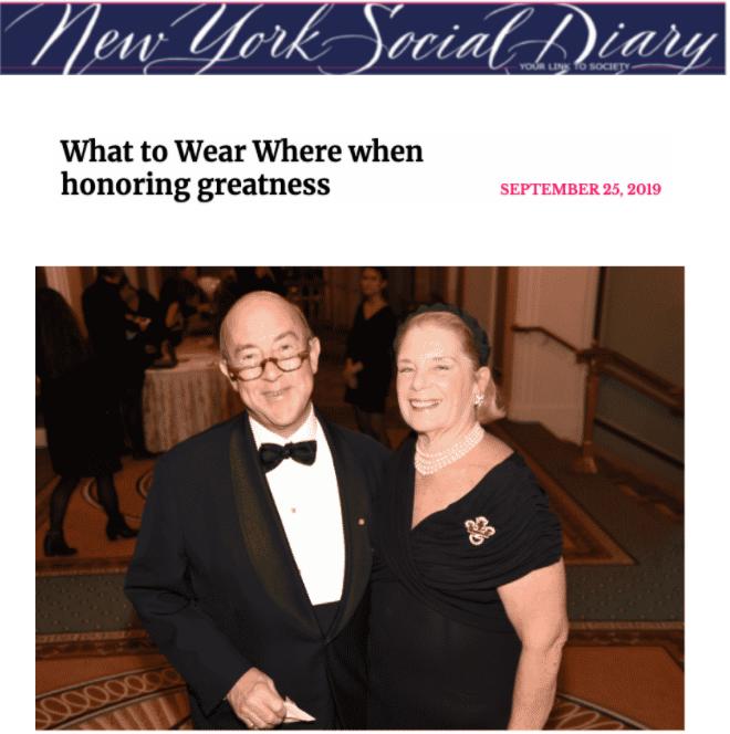 NYSD  Honoring Greatness
