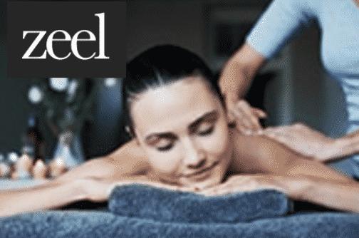Heath and Wellness Gifts Zeel Massage