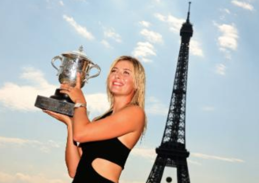 These are the articles that have caught our attention this week.  SNN Maria Sharapova retires from tennis at age 32