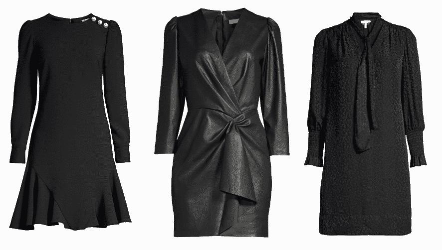 Karen Klopp pick the best Little Black Dresses for spring.