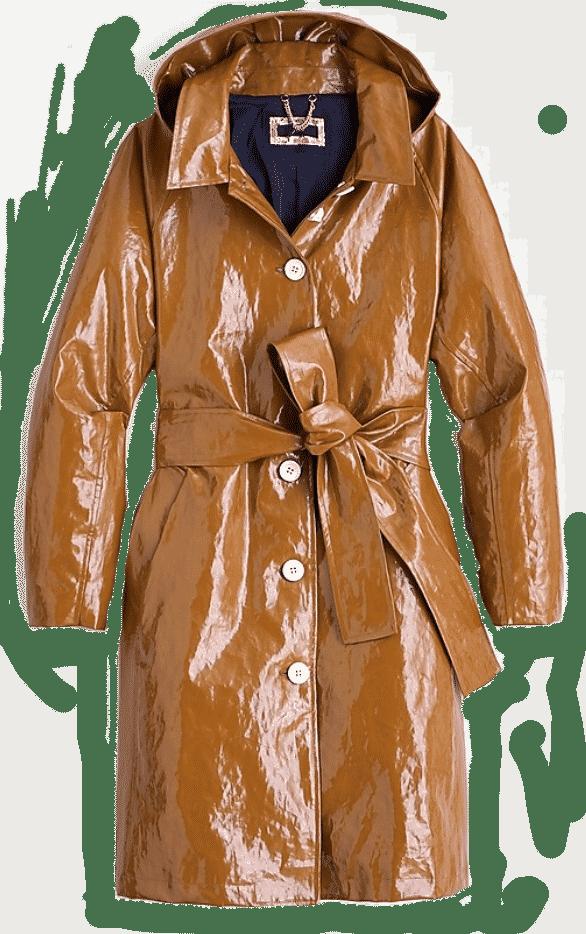 Karen Klopp shops for Spring Trench Coats from J. Crew.