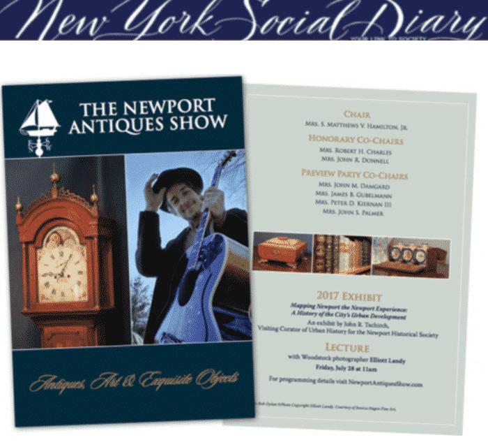 NYSD NEWPORT ANTIQUE SHOW