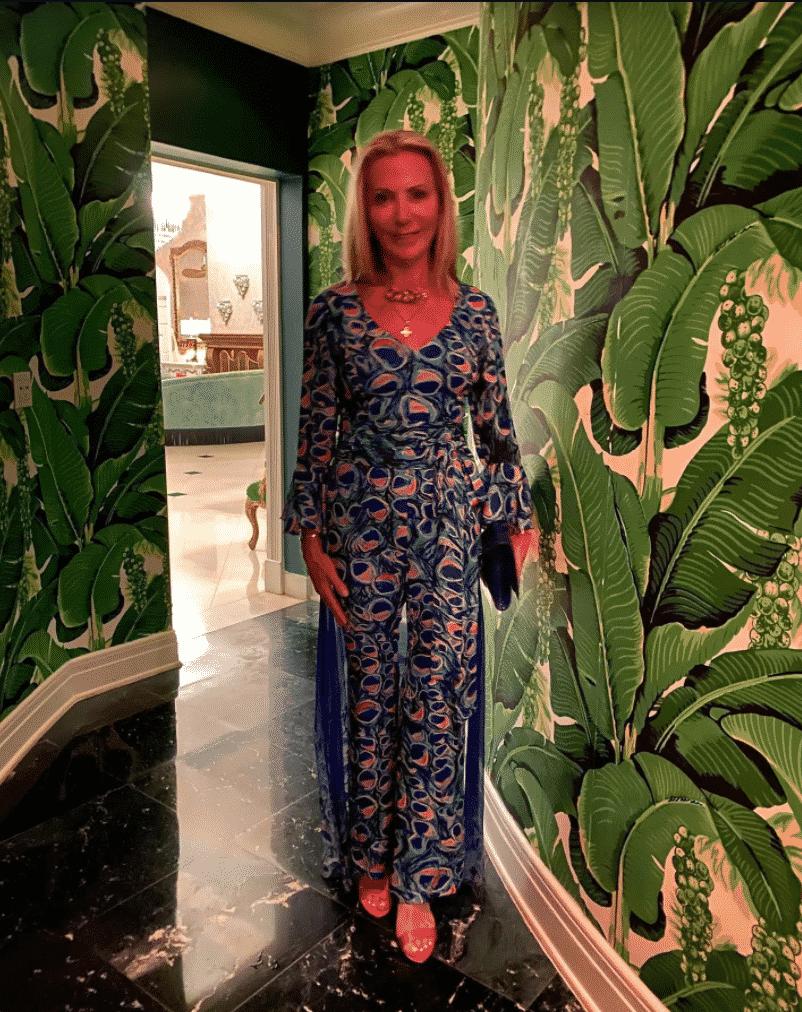 Catherine Carey, Ala von Auersperg,  Swifty's Palm Beach