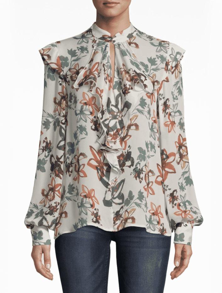 Nicole Miller's Spring Collection.  Karen Klopp selects
