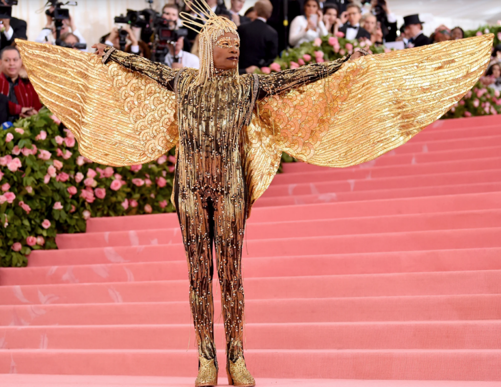 Karen Klopp picks the best articles in fashion and lifestyle this week Vogue Met Gala challenge Billy Porter invites you to take part.