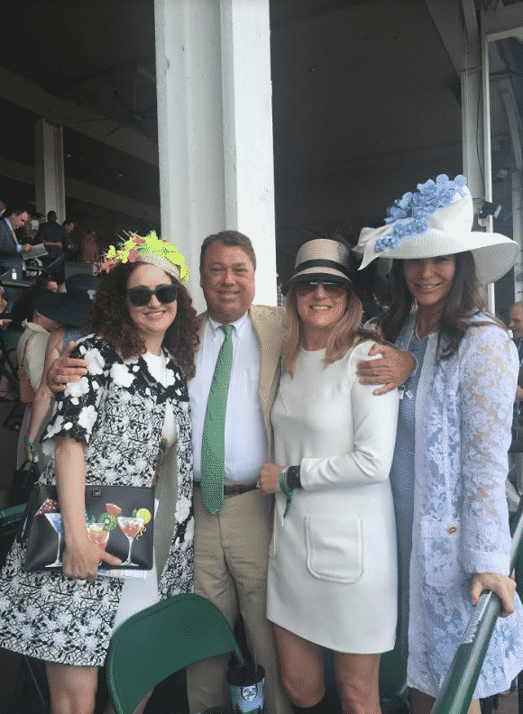 Webb Egerton, what to wear Kentucky Derby
