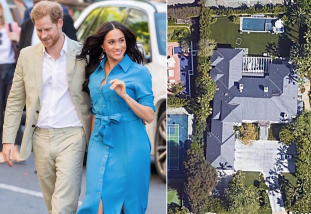 New york Post, Prince Harry & Meghan Markle secretly shops for a Mansion in LA