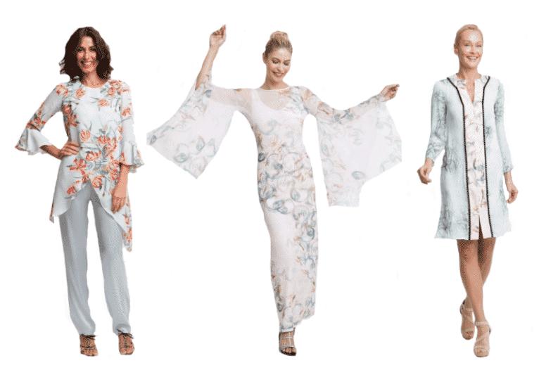 Karen Klopp  Mothers Day top picks and  fashion advice.  Ala Von Auesperg.