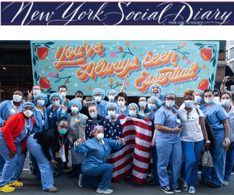 NYSD: Saving Face