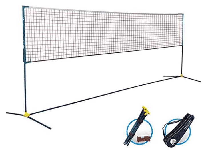 Karen Klopp, Best outdoor activities and toys.  Portable net