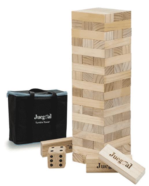 Karen Klopp, Best outdoor activities and toys.  Wooden blocks