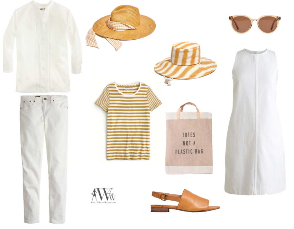 karen klopp shops J. Crew and madewell sale for the best of summer fashion.  Top Ten for Summer.