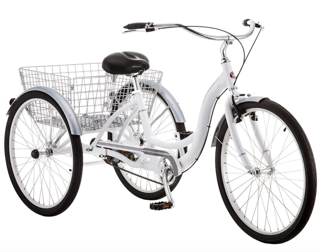 schwinn tricycle, karen klopp